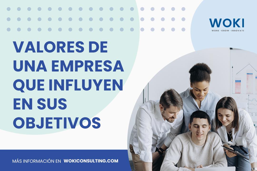 valores de una empresa