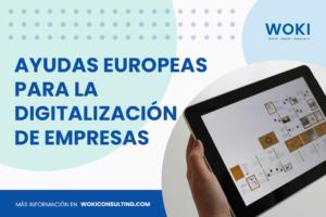 Ayudas europeas digitalizacion